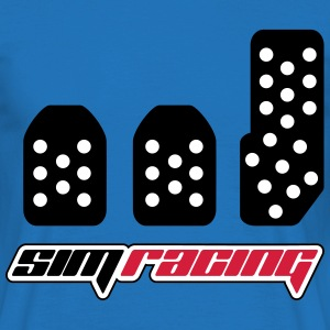 SimRacing /// Simracer /// top gear Tee shirts - T-shirt Homme