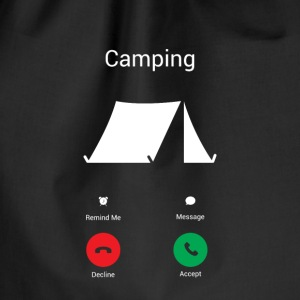 Camping Gets! Bags & Backpacks - Drawstring Bag