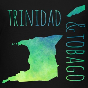 Trinidad and Tobago T-Shirts - Kinder Premium T-Shirt