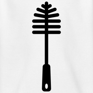 Toilet brush Shirts - Teenage T-shirt