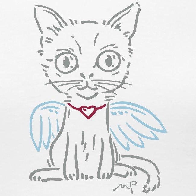 Ich Katze - Ich Engel - schnurrrr