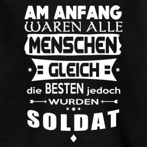 Soldat T-Shirts - Teenager T-Shirt