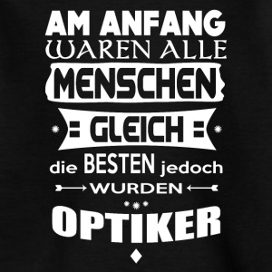 Optiker T-Shirts - Teenager T-Shirt