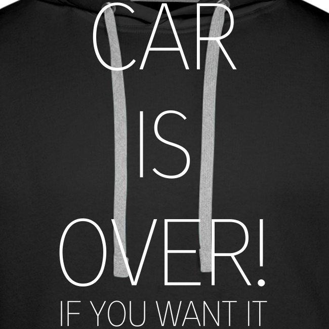 CAR IS OVER! (men)