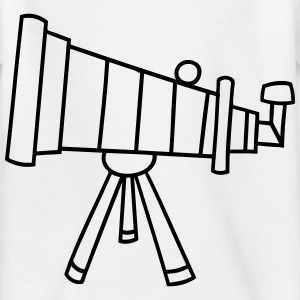 Telescope Shirts - Kids' T-Shirt