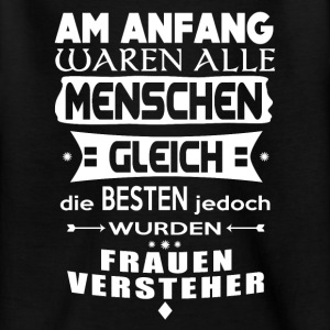 ich bin ein Frauenversteher T-Shirts - Teenager T-Shirt