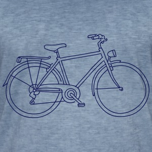 Bicyclette Vélo  Tee shirts - T-shirt vintage Homme