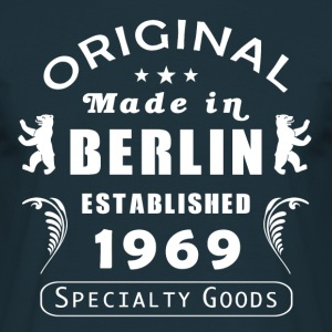 made in berlin 1969 - Männer T-Shirt