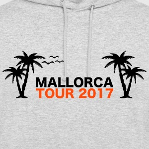 Mallorca Tour 2017 Sweat-shirts - Sweat-shirt à capuche unisexe