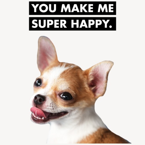 Hund - You make me super happy
