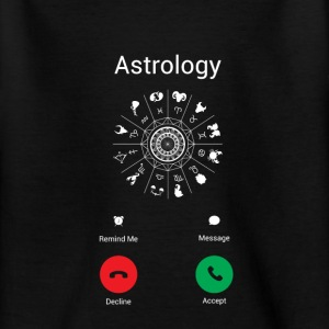 Astrologie ruft! T-Shirts - Teenager T-Shirt