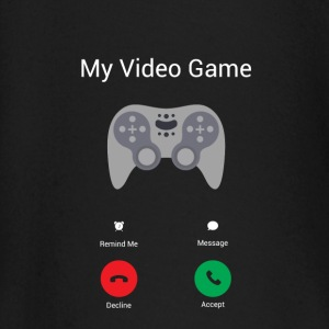 My video game gets! Baby Long Sleeve Shirts - Baby Long Sleeve T-Shirt