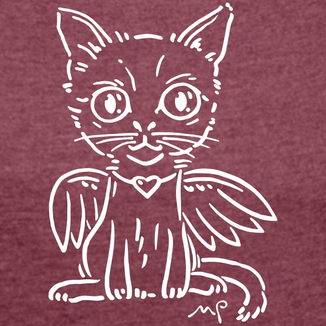 Ich Kätzchen bin ein Engelchen!