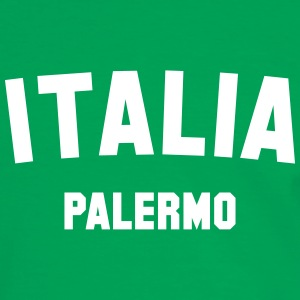 PALERMO T-Shirts - Men's Ringer Shirt