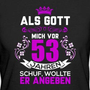 53 birth day T-Shirts - Women's Organic T-shirt