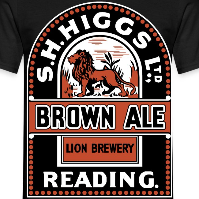 Higgs Lions' Brewery, Reading (Front)