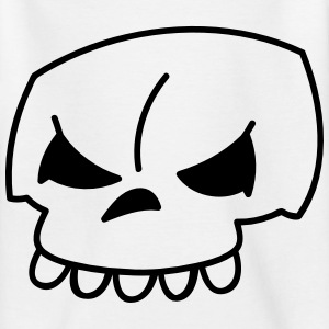 Skull Shirts - Teenage T-shirt