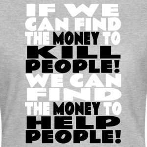 MONEY KILLS! T-Shirts - Women's T-Shirt