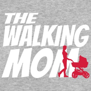 THE WALKING MOM T-Shirts - Frauen Bio-T-Shirt