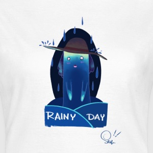 Rainy Day - Cute T-Shirt - Frauen T-Shirt