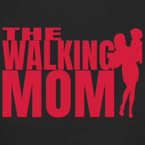 THE WALKING MOM Tee shirts - T-shirt Bio Femme