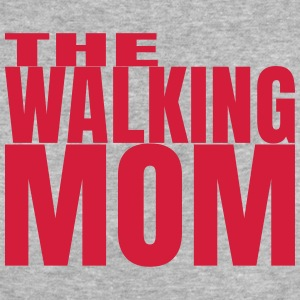 THE WALKING MOM10 Tee shirts - T-shirt Bio Femme