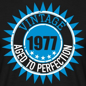 Vintage 1977 Tee shirts - T-shirt Homme
