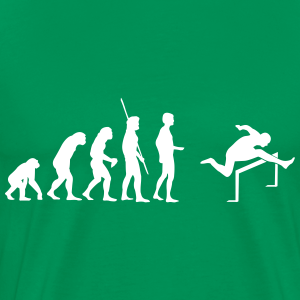 Evolution Hürdenlauf