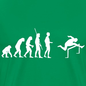 evolution Hrdenlauf T-Shirts - Men's Premium T-Shirt
