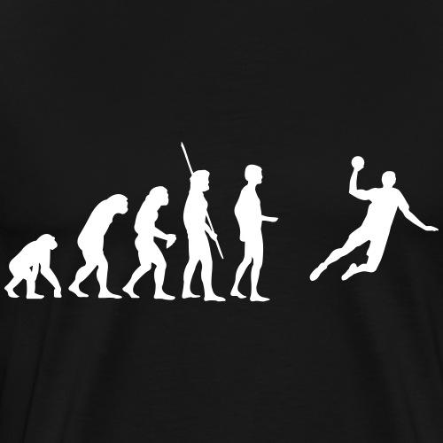 Evolution Handballer