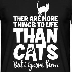CATS T-Shirts - Men's T-Shirt