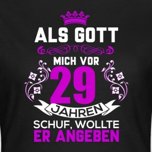 29 birthday T-Shirts - Women's T-Shirt