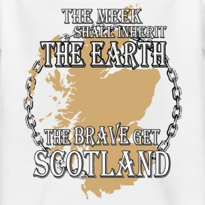 Get Scotland the brave Shirts - Kids' T-Shirt