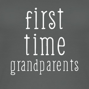Oma & Opa Shirt First Time Grandparents - Frauen Bio Tank Top