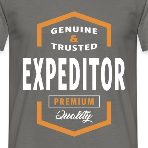 Genuine Expeditor T-shirt Gift - Men's T-Shirt
