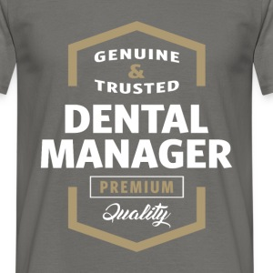 Genuine Dental Manager T-shirt Gift - Men's T-Shirt