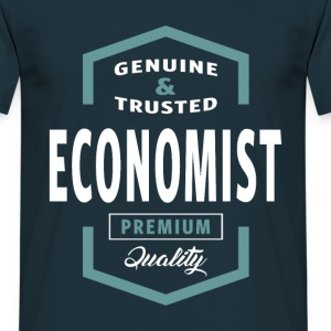 Genuine Economist T-shirt Gift - Men's T-Shirt