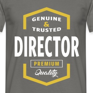 Genuine Director T-shirt Gift - Men's T-Shirt
