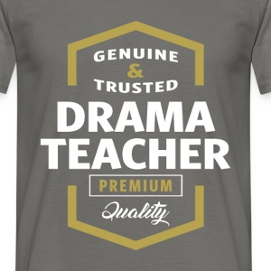 Genuine Drama Teacher T-shirt Gift - Men's T-Shirt