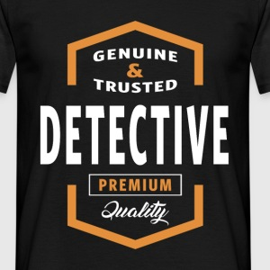 Genuine Detective T-shirt Gift - Men's T-Shirt