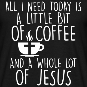 COFFE JESUS T-Shirts - Men's T-Shirt