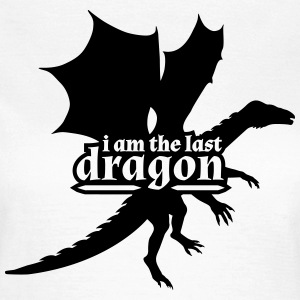 Last Dragon T-Shirts - Frauen T-Shirt