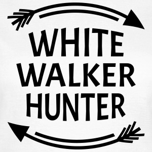 White walker hunter T-shirts - T-shirt dam