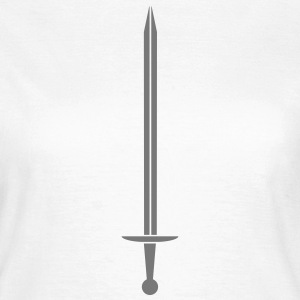 Monochrome sword T-Shirts - Women's T-Shirt