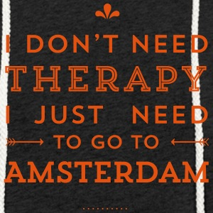 I just need to go to Amsterdam Pullover & Hoodies - Leichtes Kapuzensweatshirt Unisex
