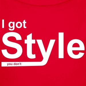 I got Style - you don't - Baby Bio-Langarm-Body