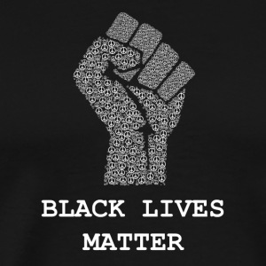 Black Lives Matter T-shirt - Civil Rights Peace - Premium-T-shirt herr