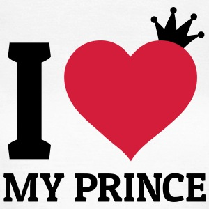 I love my Prince T-Shirts - Frauen T-Shirt