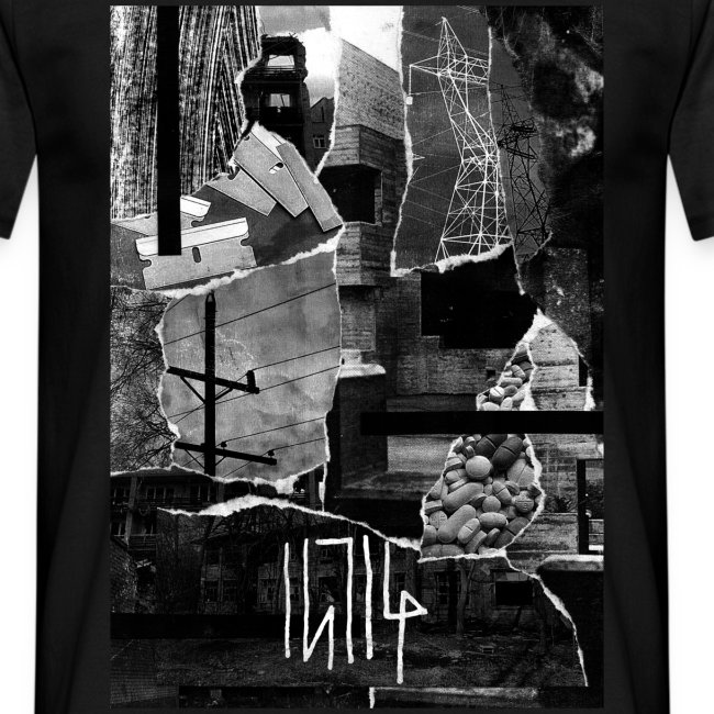Intig Abandoned T-Shirt Male