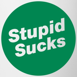 Stupidsucks T-Shirts - Tasse